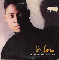 Trey Lorenz - Just To Be Close To You (CDS)  (1993)