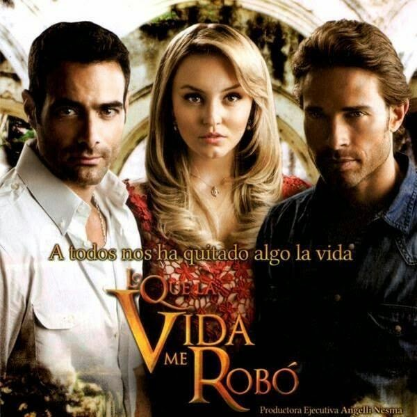 Lo que la vida me robó es una telenovela mexicana producida por ...