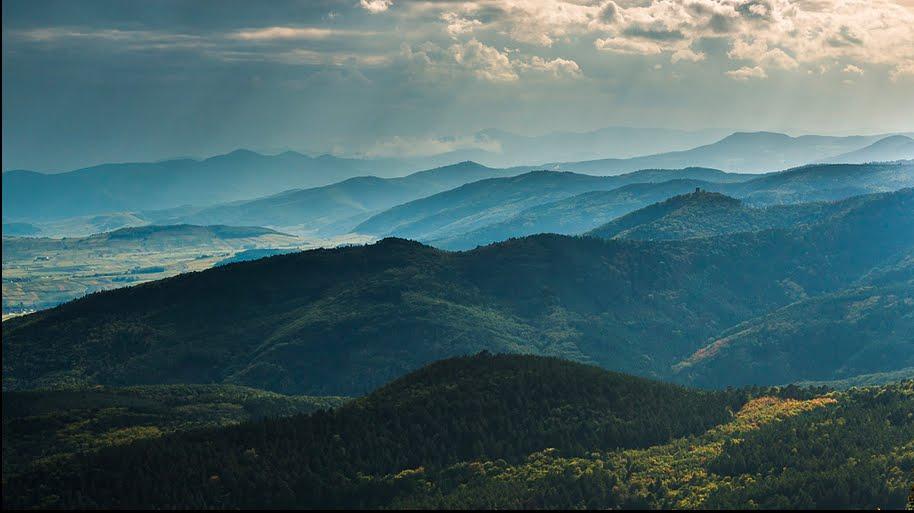 Alsace, Vosges