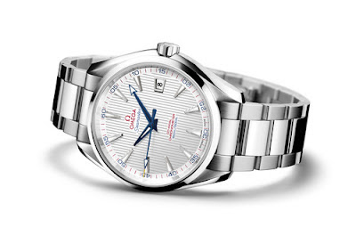 OMEGA SEAMASTER AQUA TERRA CAPTAIN´S WATCH