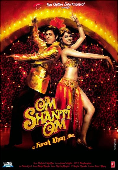 Om Shanti Om (2007) BluRay 480p BRRip 450MB