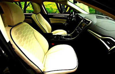 Ford Mondeo Vignale 2015 Car review