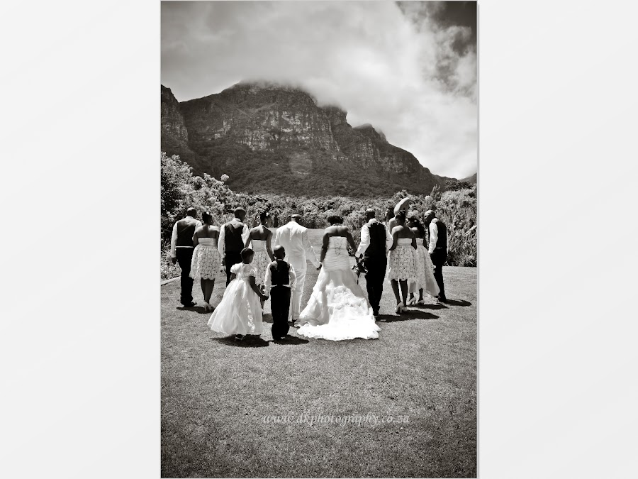 DK Photography Slideshow-1656 Noks & Vuyi's Wedding | Khayelitsha to Kirstenbosch  Cape Town Wedding photographer