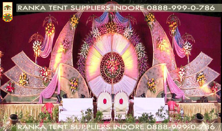 How To Design Your Indian Wedding Mandap Reception Stage Decoration In Tune With Theme
