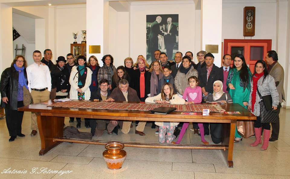 Tanger-1º Encuentro de poetas del Mediteráneo