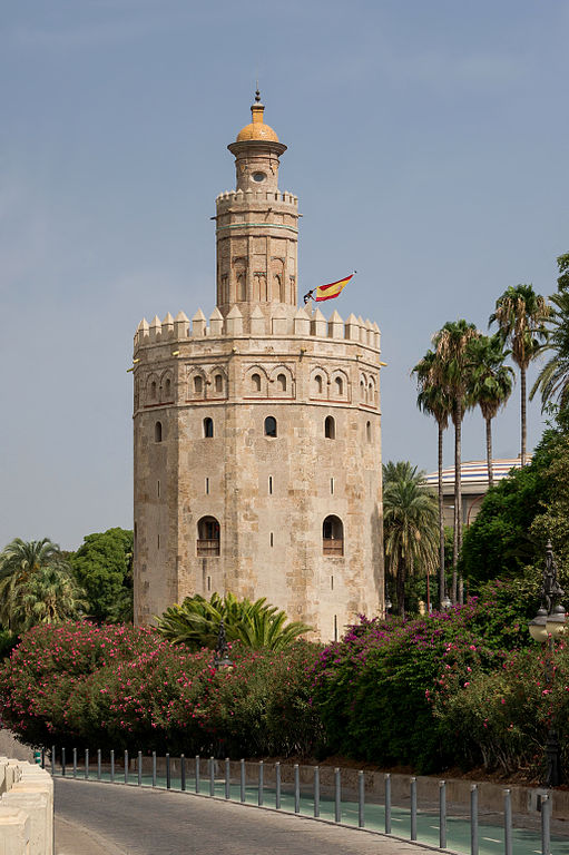 Seville Torre del Oro (Gold Tower)