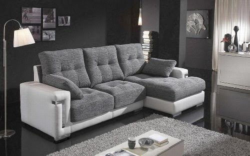 Mejor ventamuebles sof chaise longue online sofas for Comprar chaise longue barato online