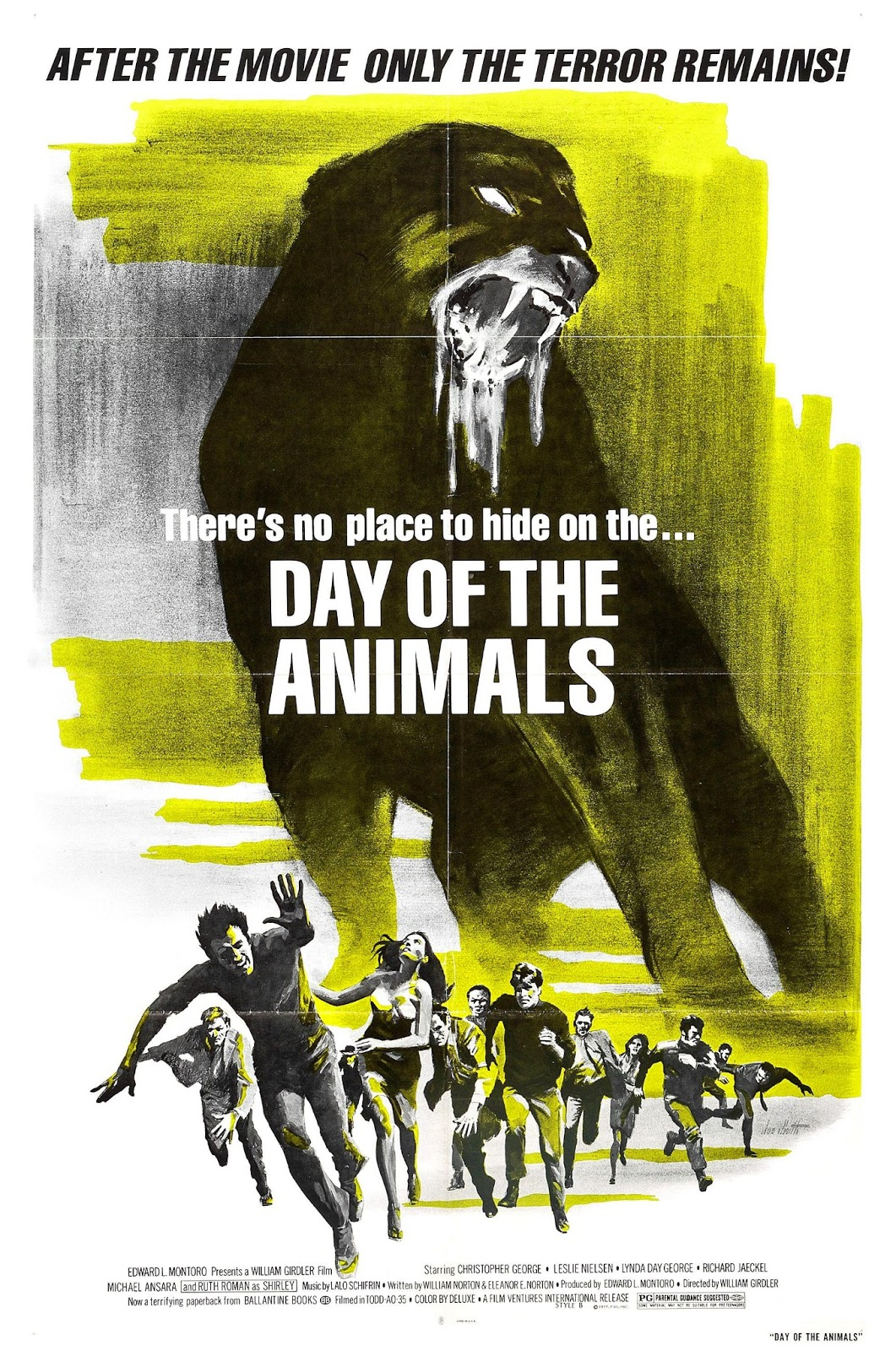 Day Of The Animals (1997)