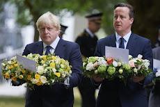 Londres rinde tributo a las víctimas del 7-J