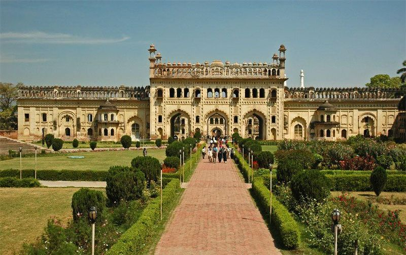 Tours and travels bara imambara complex in lucknow asfi for Architecture design for home in lucknow