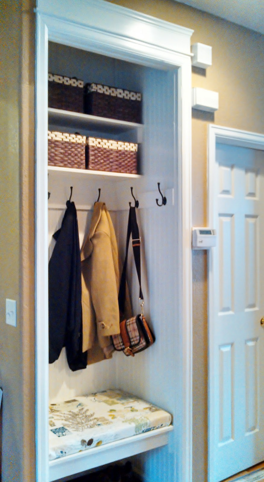 Closet Makeover Ideas