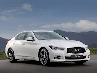 Japanese car photos 2014 Infiniti Q50 - 1