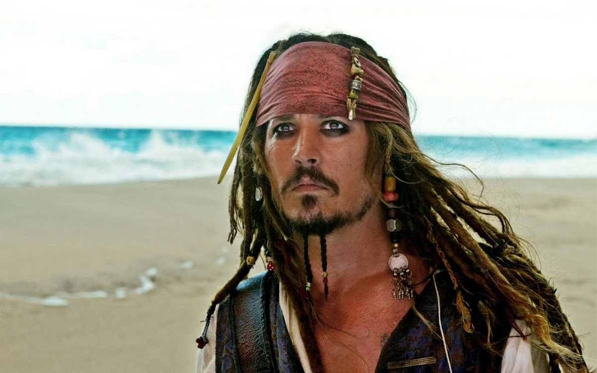 2011 Pirates of The Caribbean Movie Widescreen Wallpaper 4