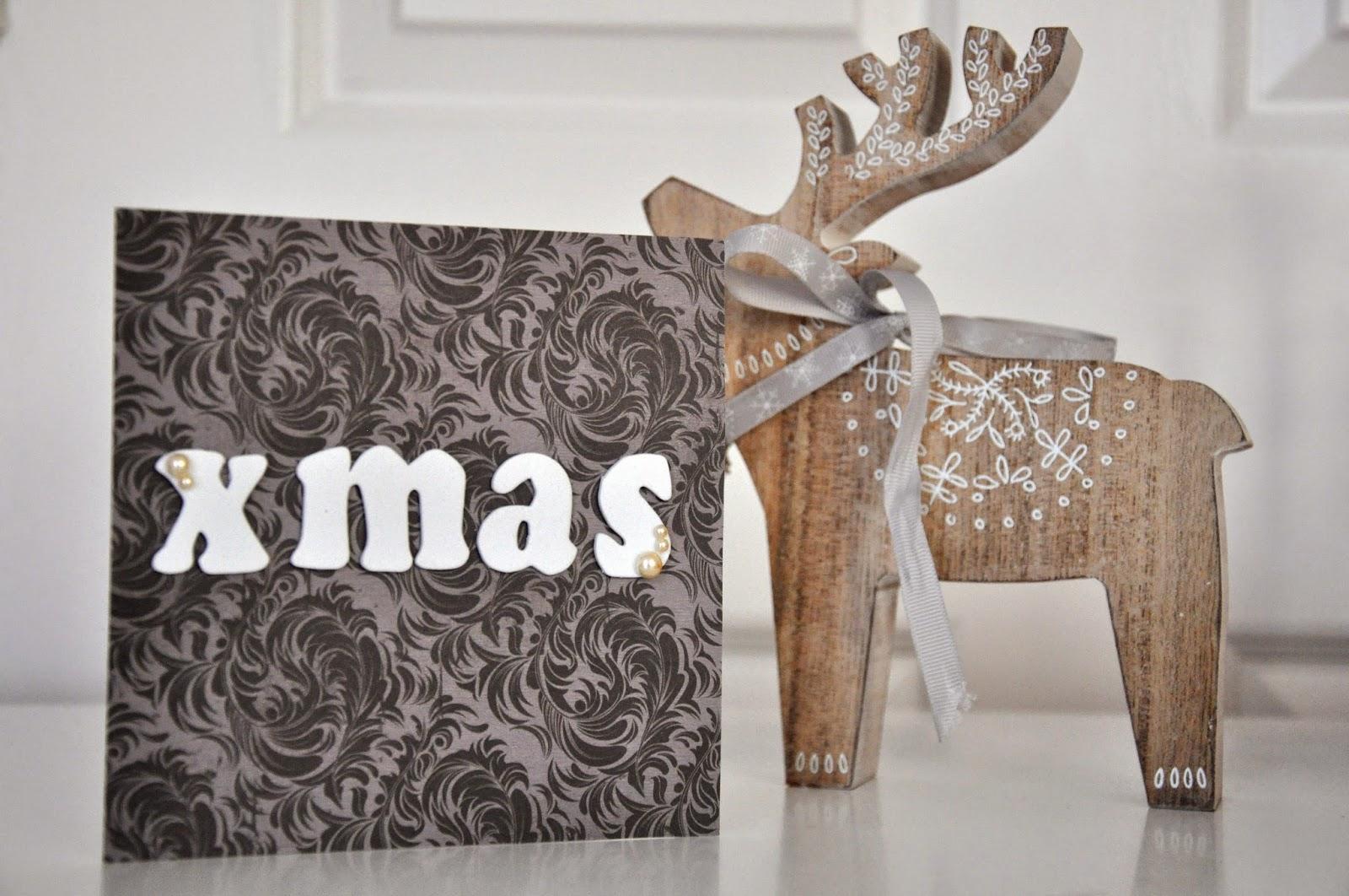Kartki świąteczne –  xmas