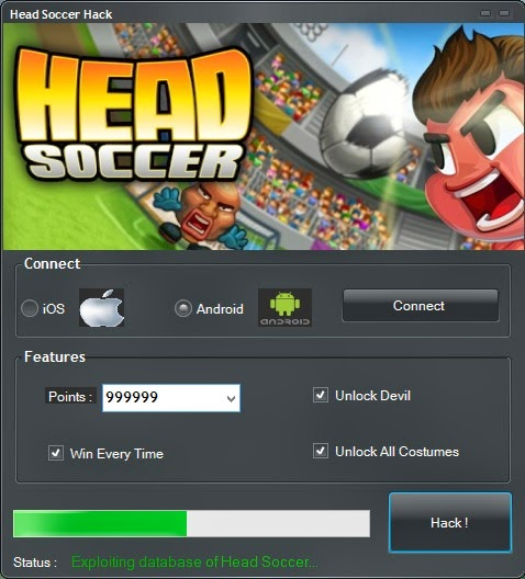 head soccer cheats
