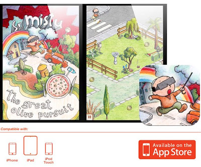 Sr. Mistu para iPhone