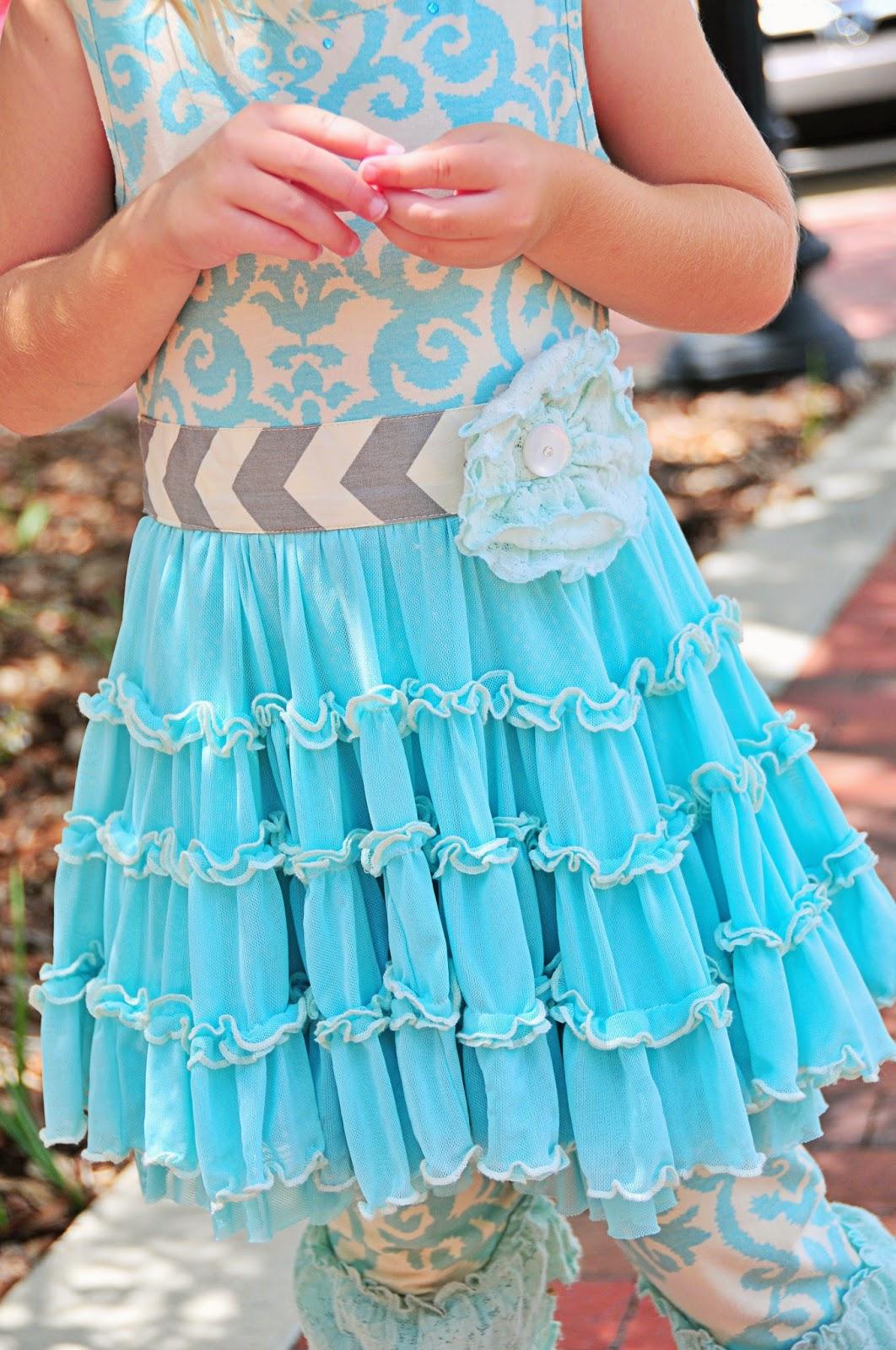 Mustard Pie Clothing Mia dress