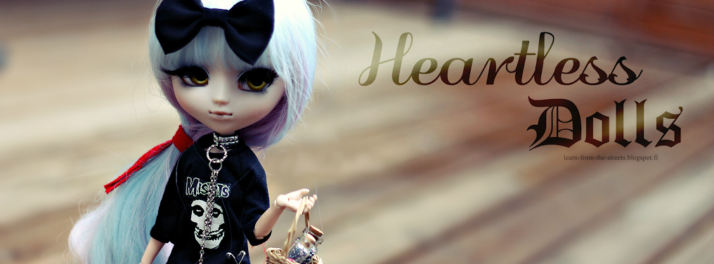 heartless dolls