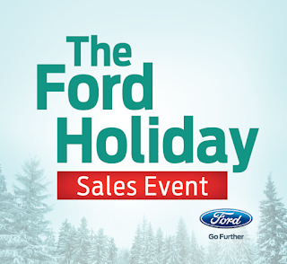 The Ford Holiday Sales Event