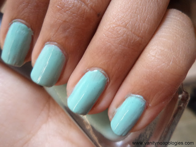 pastel nail trend spring summer 2012