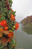 Herbst-Trauung am Ufer des Riessersees in Garmisch-Partenkirchen
