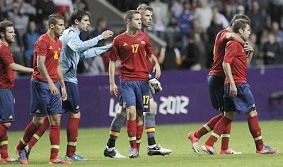 Prensa europea lamenta la decepción olímpica de España