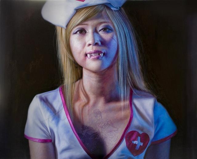 Doctor Ojiplático. 羅 展鵬 Lo Chan Peng