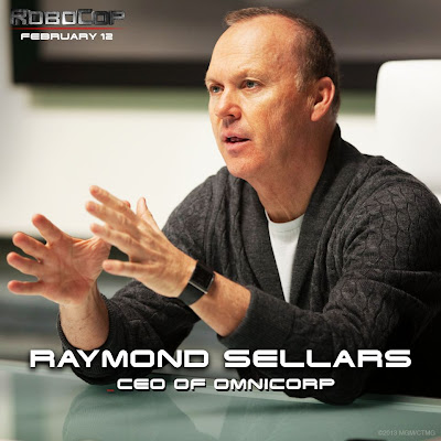 Raymond Sellars (Michael Keaton)