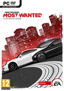 NEED FOR SPEED MOST WANTED (2012) [PCDVD ISO] [+PATCH ]