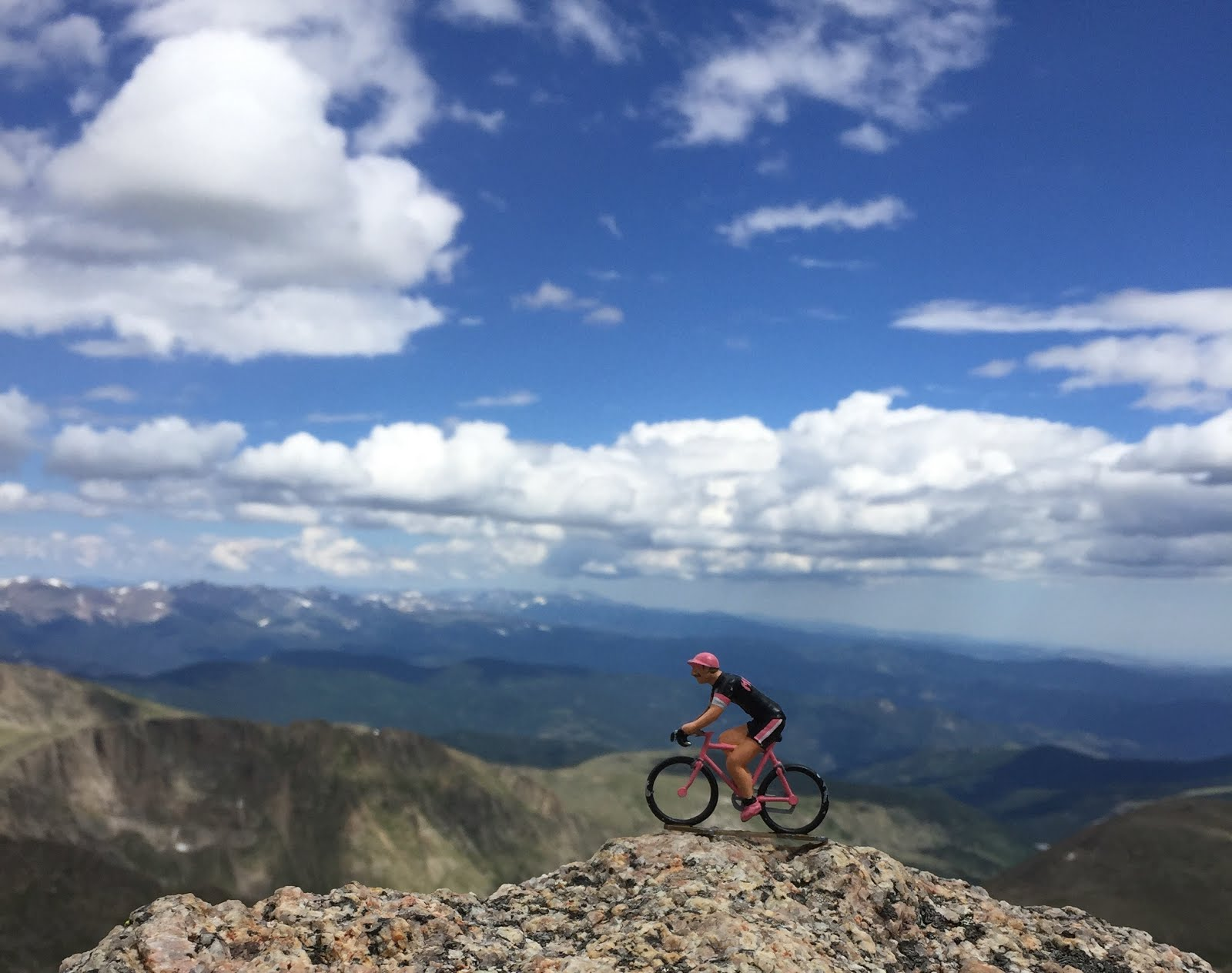 Mount Evans - Colorado 2016