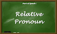 Relative Pronoun