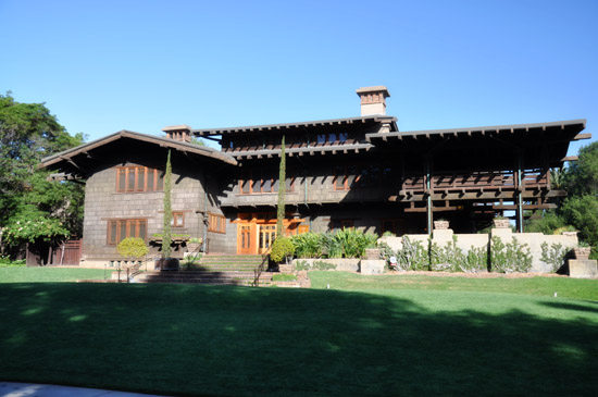 Gamble House by Lady by Choice