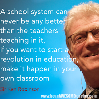 a Sir Ken Robinson quote