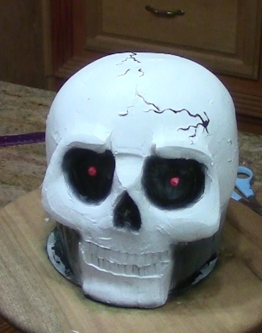 skull all cake ideas - photo #21