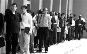Безработица в США теперь навсегда?