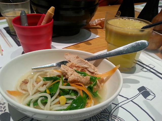 Wagamama, Japanese, noodle restaurant