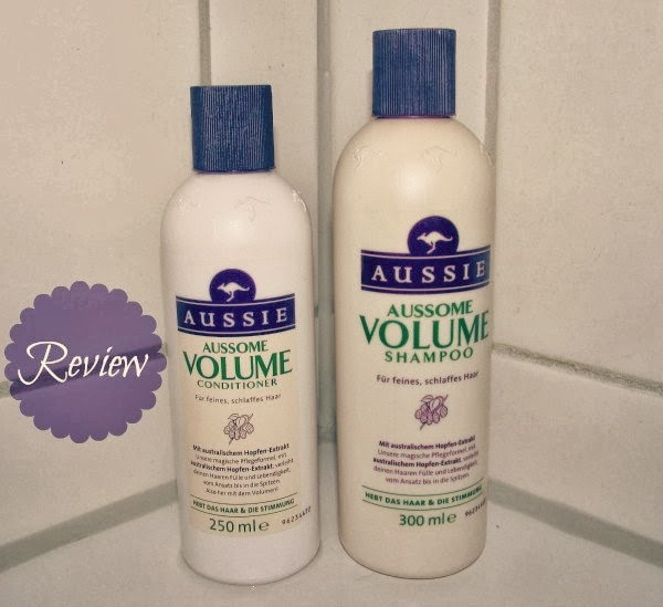 Aussie Aussome Volume Range Shampoo & Conditioner Review
