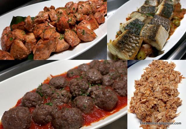 Flavours of Mexico, Cezar's, Ritz Carlton Kuala Lumpur