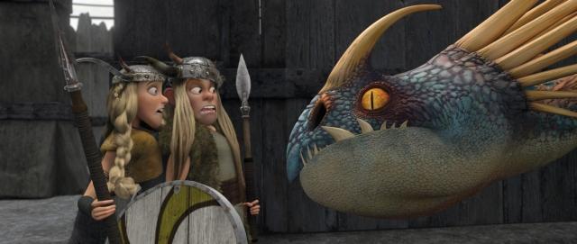 Hình ảnh phim Bí Kíp Luyện Rồng