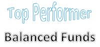 Best Performing Balanced ETFs August 2013