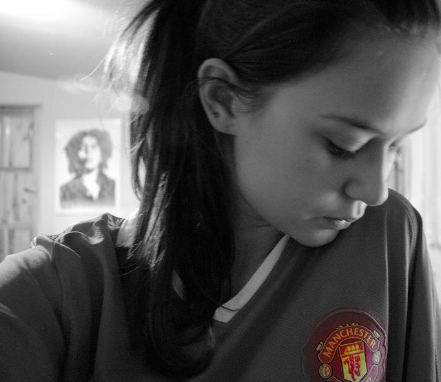 Ania - A Manchester United girl from Poland