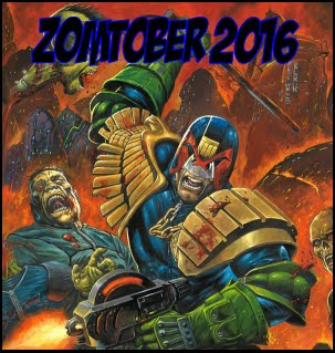 Judge Dredd (Zombies)