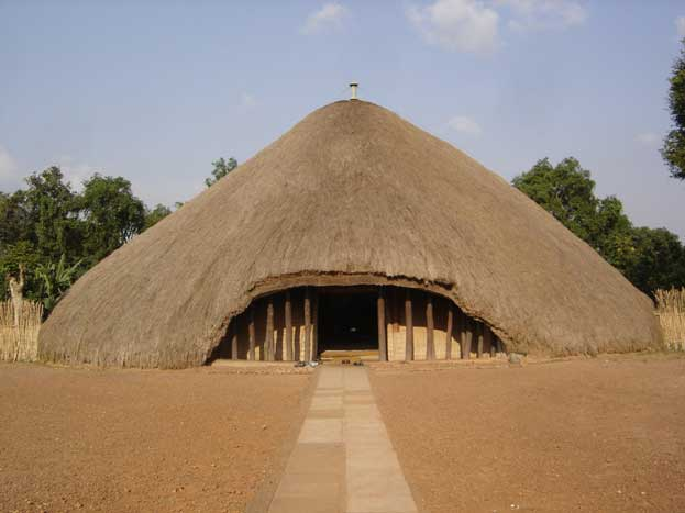 Tombs of Buganda Kings at Kasubi Heritage