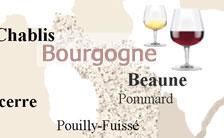 Burgundy ブルゴーニュ 勃艮第