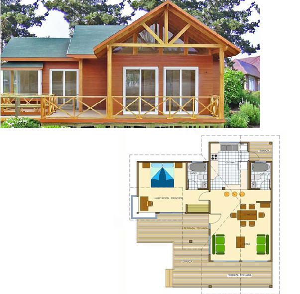 Dise os de casas planos gratis dise o simple de casa - Casas de diseno ...