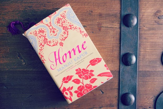 Book Review, Home by Manju Kapur, Tanvii.com