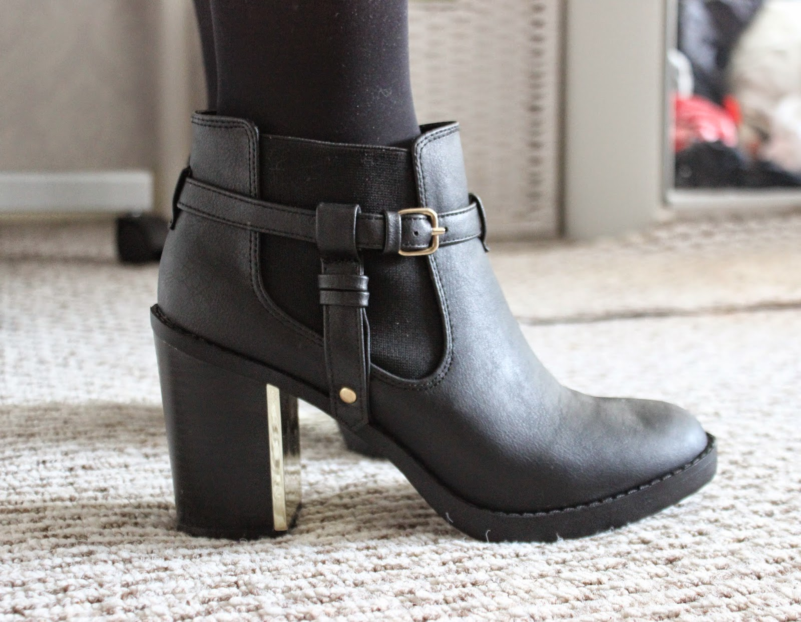 The Topshop Boot Dupe #FeelingFrugal