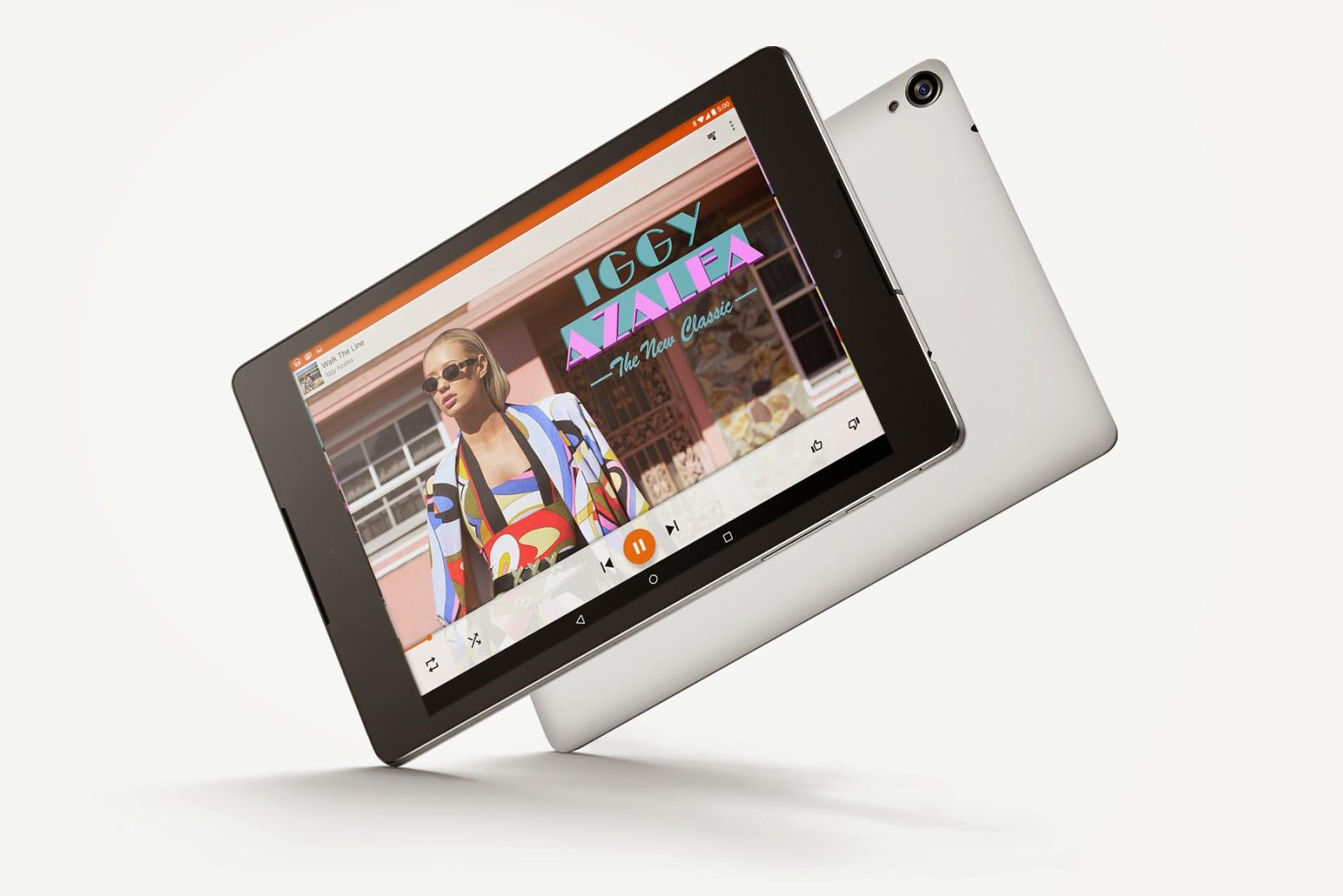 Nexus 9 official htc