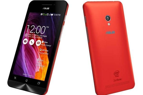 Harga Asus Zenfone 4 Harga Asus Zenfone 4, Smartphone Android Dual Core Terbaik 1 Jutaan