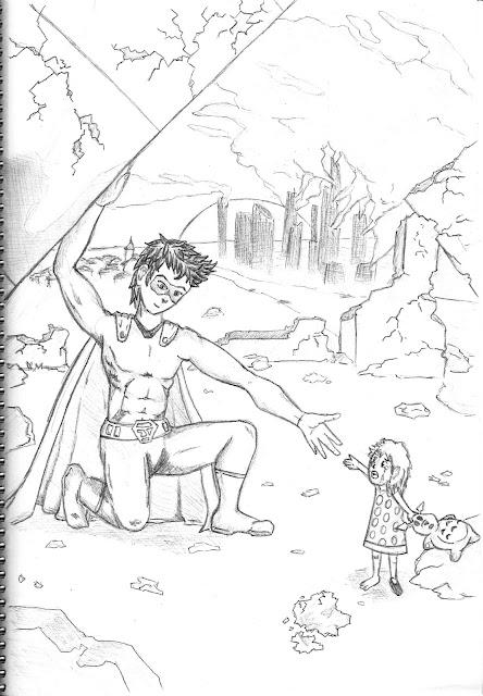JujuGribouille battle TVHLand Pool8: qu'est ce qu'un héros?